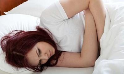 Возникновение симптомов у женщин