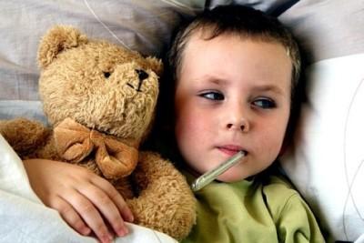 Виды детских инфекций