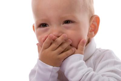 Симптомом у новорожденного ребенка