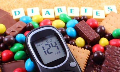 Сахарный диабет - это группа обменных заболеваний, характеризующихся хронически повышенным количеством глюкозы в крови вследствие нарушений секреции инсулина