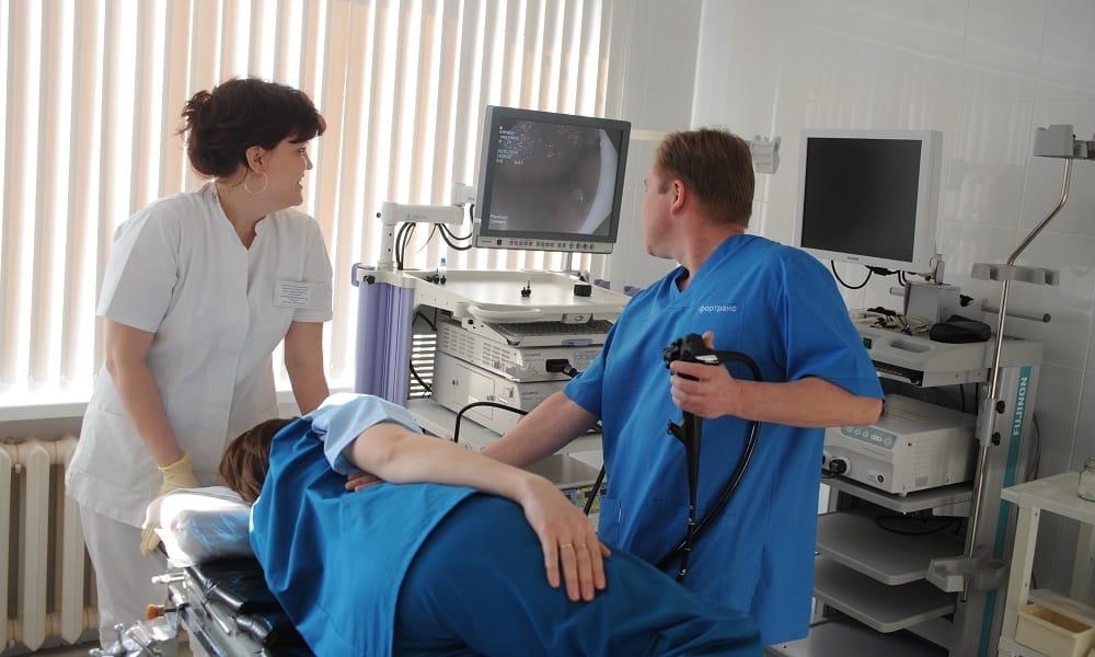 План обследования при подозрении на рак поджелудочного органа включает эндоскопический осмотр желчного пузыря