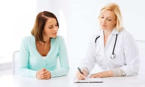 Течение болезни у женщин благоприятное, т. к. они вовремя посещают врача и добросовестно выполняют все рекомендации