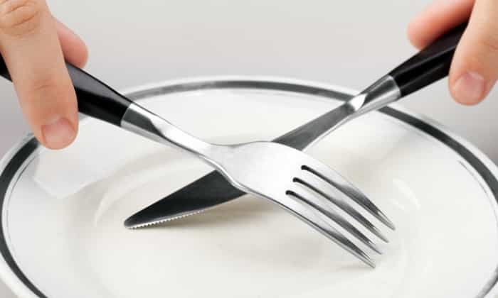 Острый приступ болезни требует голодания от 2 до 5 дней