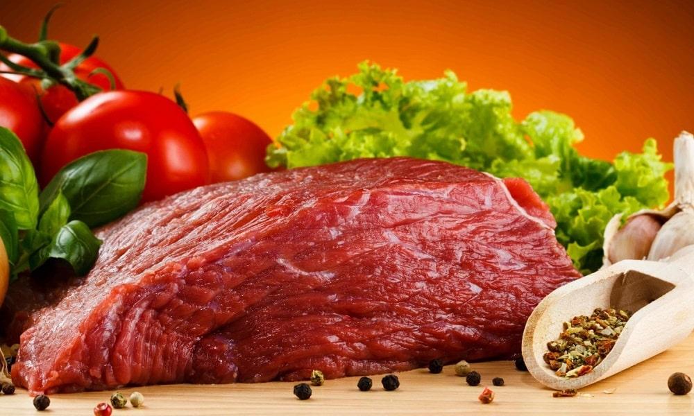 Предотвратить появление рака помогают снижение количества потребляемого красного мяса