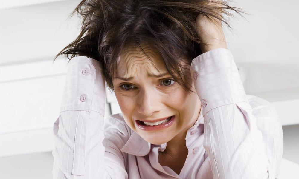 Нужно исключить стрессы