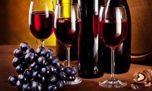 Вино при панкреатите негативно отражается на состоянии поджелудочной железы