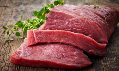 Для приготовления блюда понадобится 500 г мякоти телятины