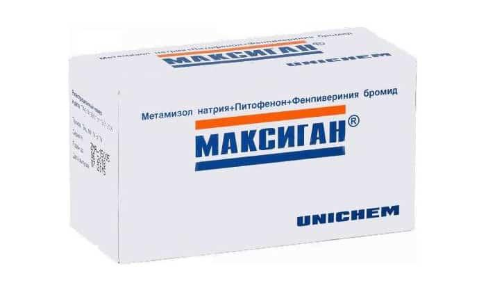 Анальгетики так же применяются при обезболивании во время панкреатита, но у них имеется ряд противопоказаний к использованию (Максиган)