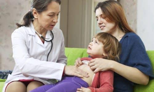 Вне зависимости от характера проявления симптомов необходимо немедленно обратиться к врачу-педиатру