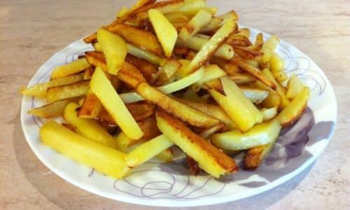 Жареный картофель запрещено употреблять при воспалении поджелудочной железы