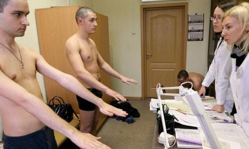 Иногда военно-врачебная комиссия военкомата может принять решение о здоровье юноши только после дополнительной диагностики