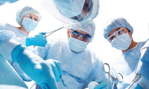 Иногда пациента с индуративным панкреатитом хронического характера направляют на операцию