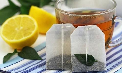 От чая в пакетиках следует отказаться при любой форме и стадии панкреатита