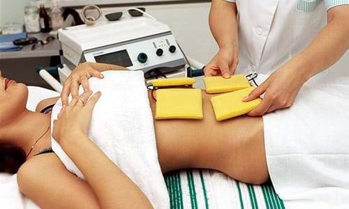 Воспалительный процесс в поджелудочной железе купируется путем микротоковой терапии