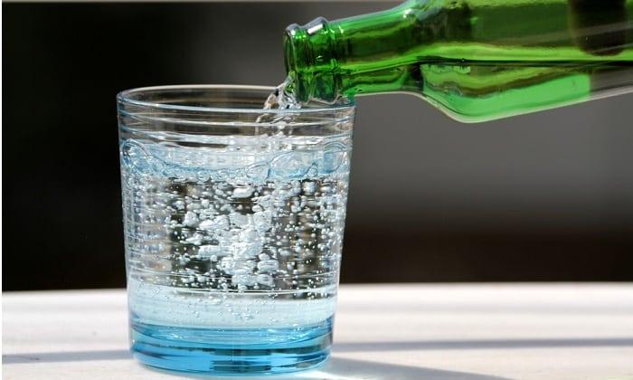 Стоит исключить газированную воду