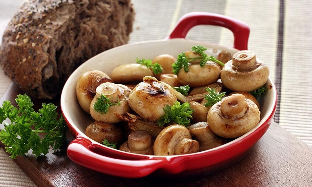 Детям с увеличенной поджелудочной запрещено есть грибы