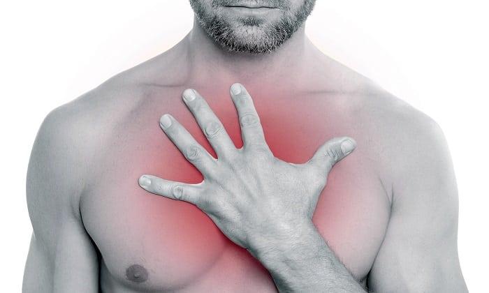 Изжога обусловлена дисфункцией желудка на фоне панкреатита и забросом кислоты в пищевод