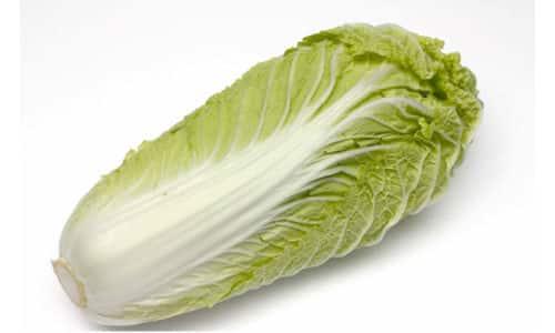 Для салата понадобится пекинская капуста