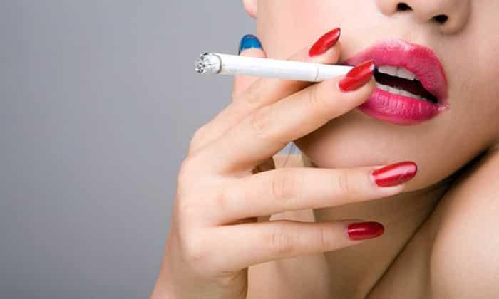 Курение во время беременности может вызвать заболевание