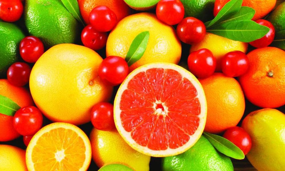 Апельсины, киви или клюква имеют повышенную кислотность, поэтому не используются в приготовлении десертов