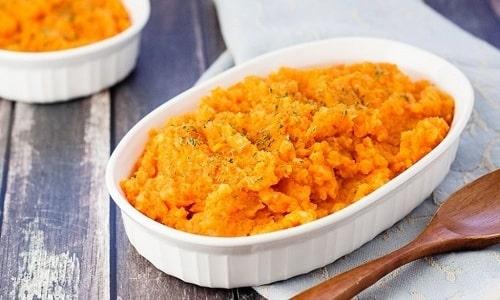Наибольшей популярностью при панкреатите пользуется пюре из моркови