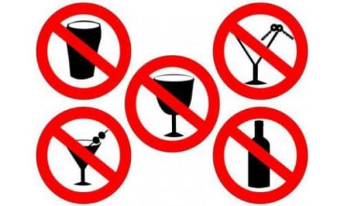 Только категорический отказ от алкоголя и соблюдение принципов здорового образа жизни способны обеспечить длительное улучшение состояния пациента