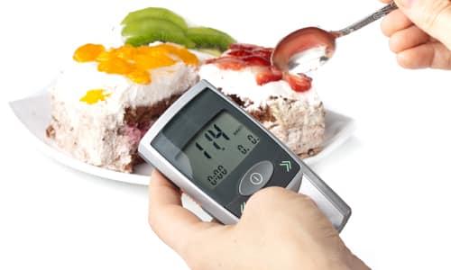 К редким случаям осложнений относится сахарный диабет