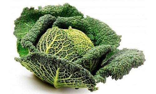 Савойская капуста считается самым низкокалорийным продуктом и часто включается в состав диетического питания