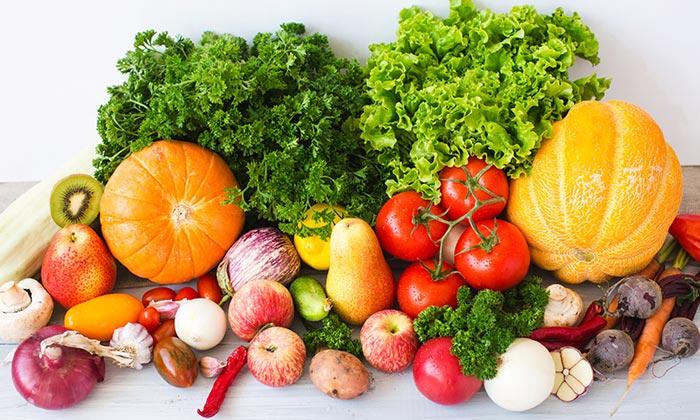 В суточную дозу пациента должны входить овощи - 300-450 г
