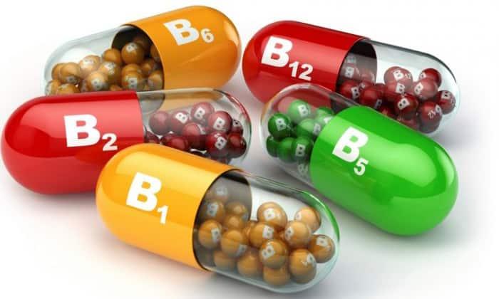 Сода обогащает организм витаминами группы B