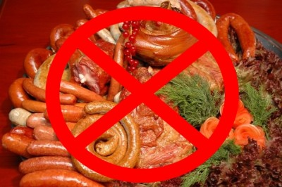 При диареи жирные продукты запрещены