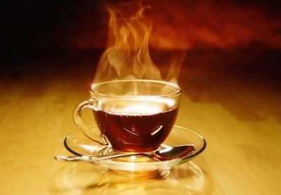 Так же при диареи можно пить крепкий чай