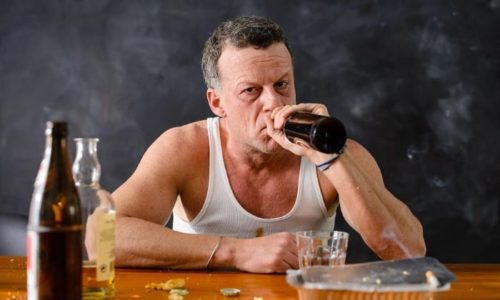 Распитие алкогольных напитков способны спровоцировать обострение