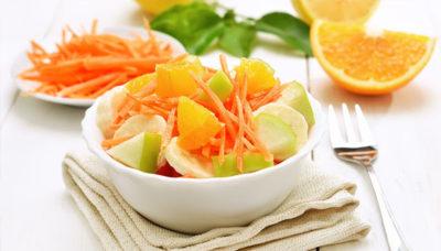 Для того чтобы восстановить работу кишечника необходимо как можно больше есть свежих овощей и фруктов