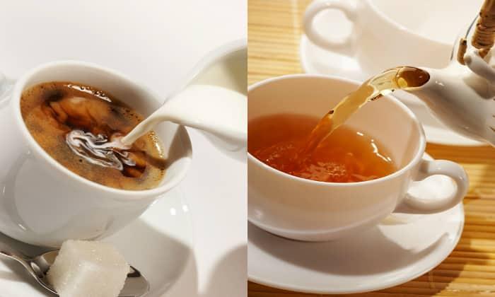 Стоит ограничить прием кофе и черного чая