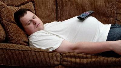 Негативный фактор усугубляется низкой физической активностью