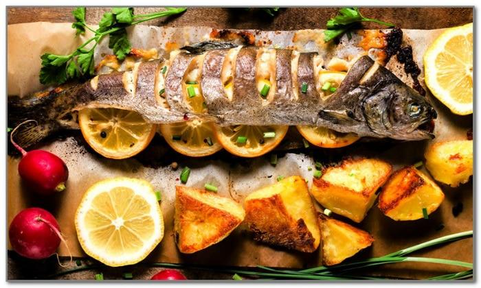 За 3 дня до исследования надо исключить из рациона блюда из рыбы