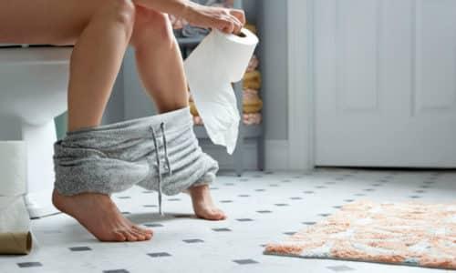 У взрослых лактазная недостаточность проявляется диареей после приема в пищу молока через 2 часа