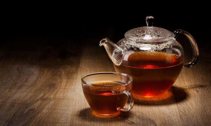 Нельзя пить крепкий чай