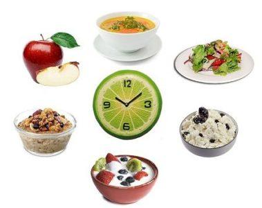 Большую роль при повышенной кислотности играет диета