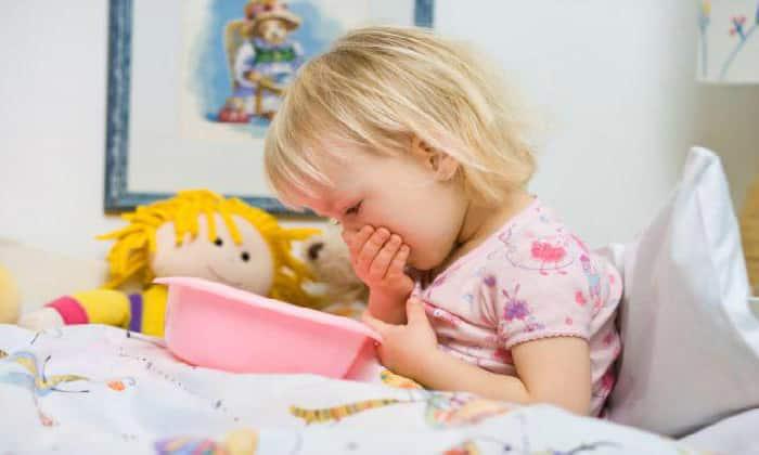 Очень часто рвота является симптомом энтерита и главным предвестником гастроэнтерита