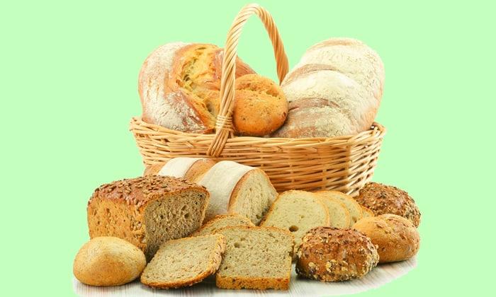 При проблемах с тонких кишечником можно употреблять хлебобулочные изделия