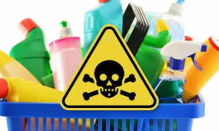 Современные моющие средства состоят из различных химических соединений. Они способны вызвать отравление