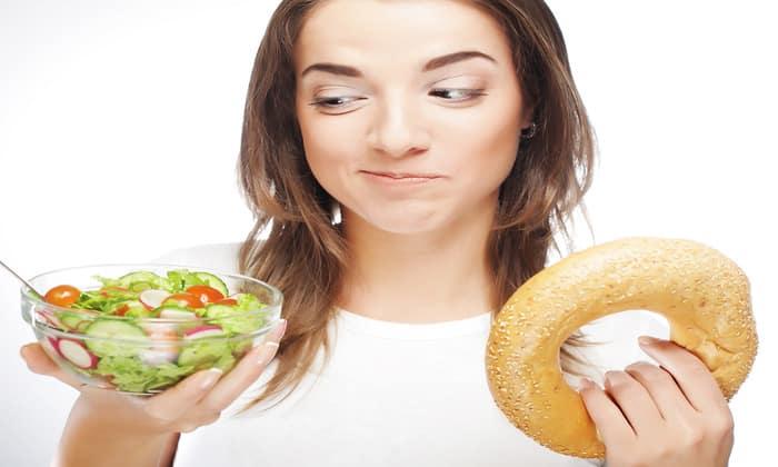 Для облегчения состояния нужно есть качественную и здоровую пищу