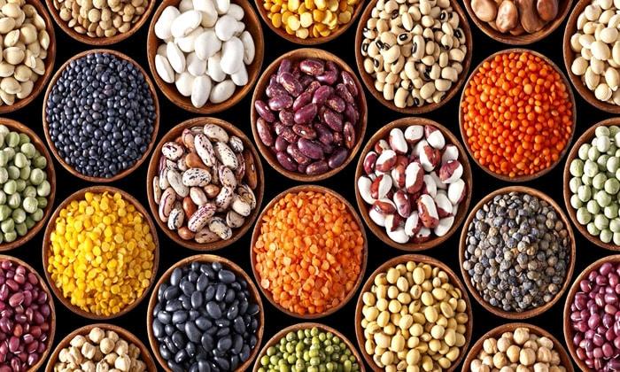 Употребление таких продуктов как, фасоль и горох, приводит к газообразованию