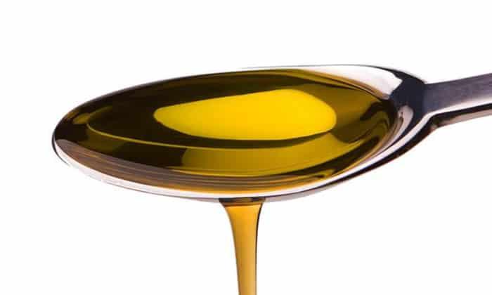 Для приготовления нужно 2 ст.л. оливкового масла