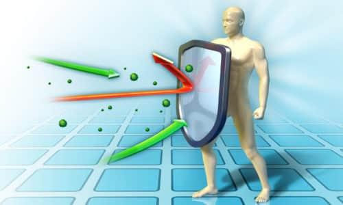 Слабость иммунной системы в любом случае качественно сказывается на всякого рода восприимчивости к различным неспецифическим инфекциям