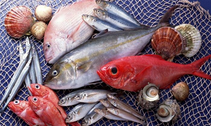 Питание при диарее включает нежирные рыбные блюда