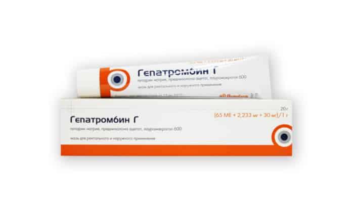 Самым распространенным и популярным лекарственным средствоми для лечения рассматриваемого заболевания является Гепатромбин Г