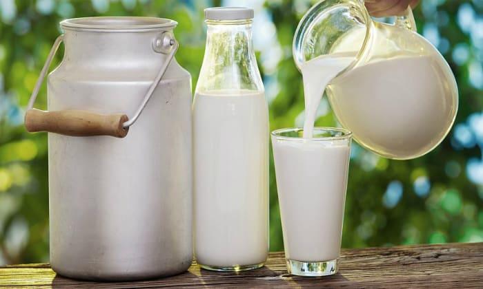 Пить молоко после перенесенного отравления категорически запрещено
